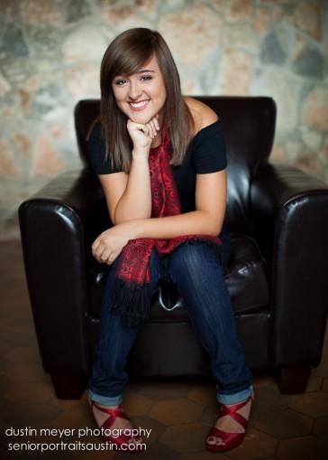 Senior Portraits Austin: Blaire Beasley's Senior Portraits