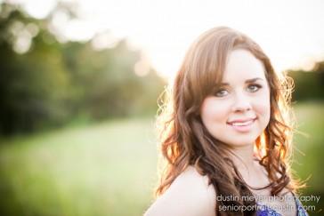 Kristen's Senior Portraits