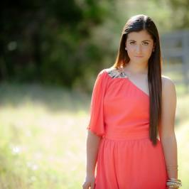 Lake Travis Senior Portraits: Hunyeh