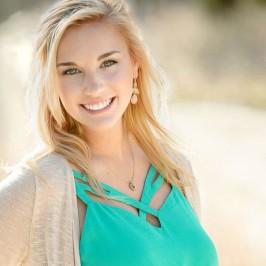 Senior Photography Austin: Jennie's senior portraits