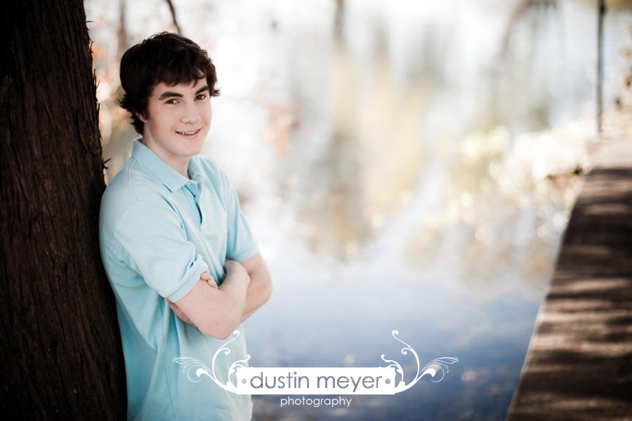 Austin Senior Portraits | Dustin Meyer presents Walt Peterson